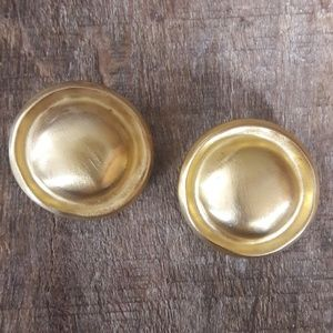 Authentic Vintage Givenchy Clip-On Earrings
